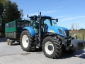 Blue-tractor
