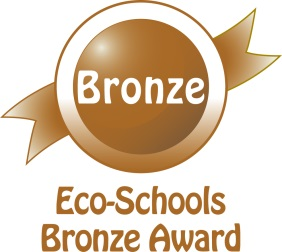 Eco Bronze award St Francis