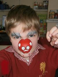 red nose EYFS